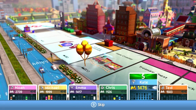 Monopoly for Nintendo Switch Screenshot 1
