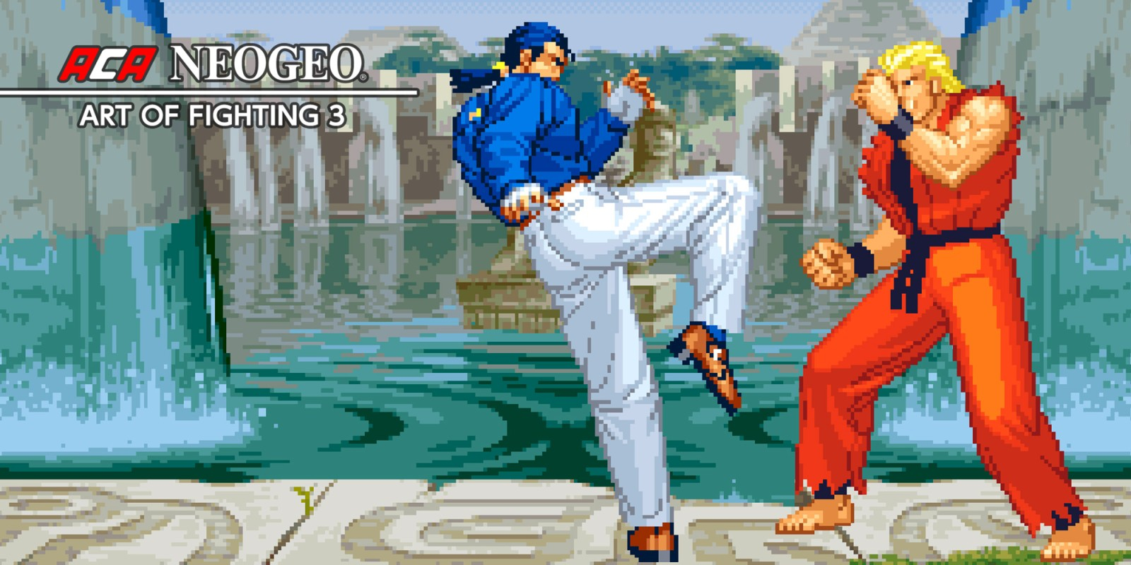 Aca Neogeo Art Of Fighting 3 The Path Of The Warrior For Switch
