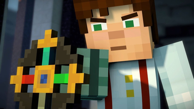 Minecraft: Story Mode - Season Two, Episode Four Screenshot 1