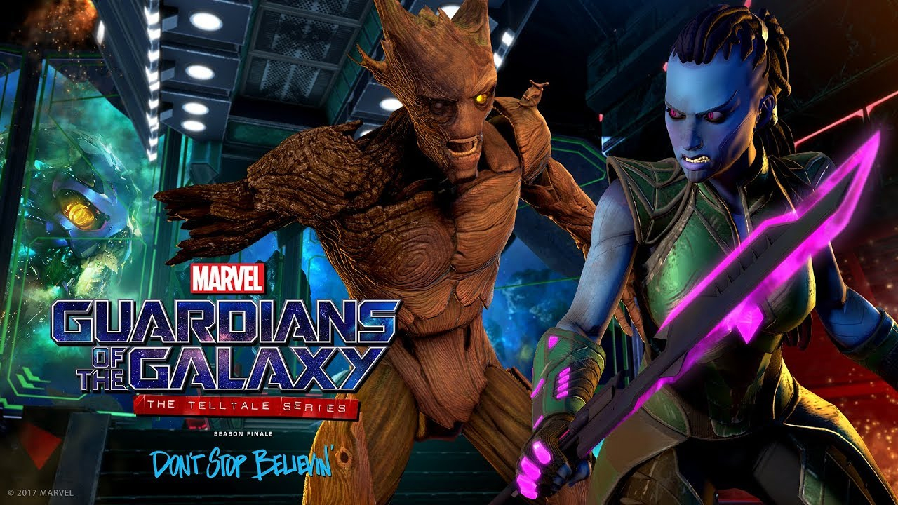 Marvel's Guardians of the Galaxy - Episode 5: Don't Stop Believin' Masthead