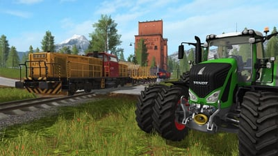 Farming Simulator - Nintendo Switch Edition Screenshot 2