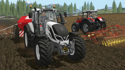 Farming Simulator - Nintendo Switch Edition Screenshot 1