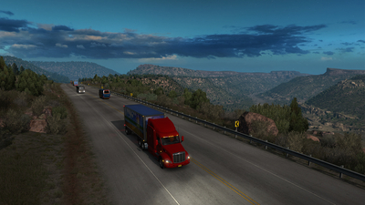 American Truck Simulator - New Mexico Screenshot 3