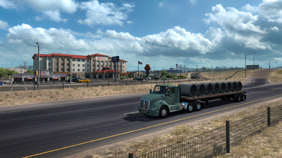 American Truck Simulator - New Mexico Screenshot 2