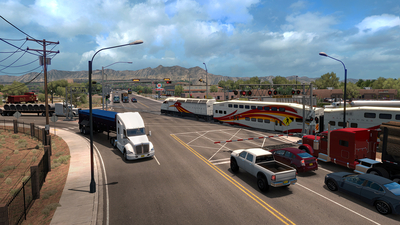 American Truck Simulator - New Mexico Screenshot 4
