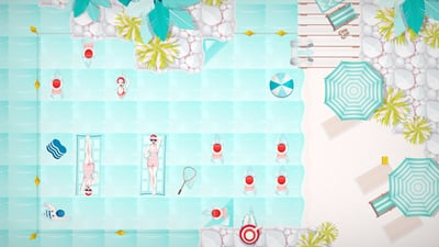 Swim Out Screenshot 1