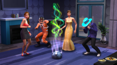 The Sims 4 - Console Edition Screenshot 2