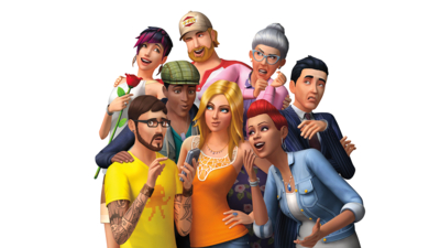 The Sims 4 - Console Edition Masthead