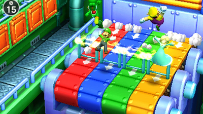 Mario Party: The Top 100 Screenshot 1