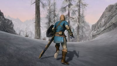 The Elder Scrolls V: Skyrim - Nintendo Switch Edition Screenshot 4