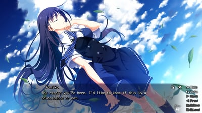 The Fruit of Grisaia Screenshot 2