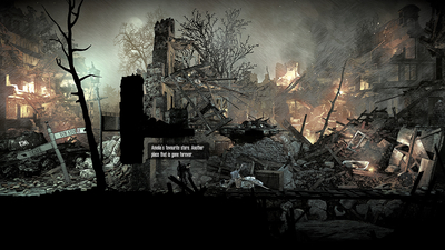 This War of Mine: Stories - Father's Promise Screenshot 2