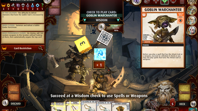 Pathfinder Adventures Screenshot 1