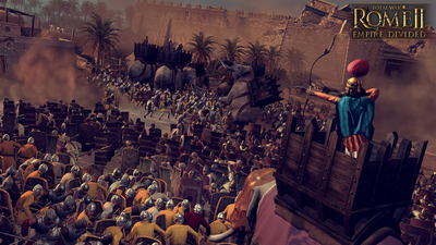 Total War: Rome II – Empire Divided Screenshot 2