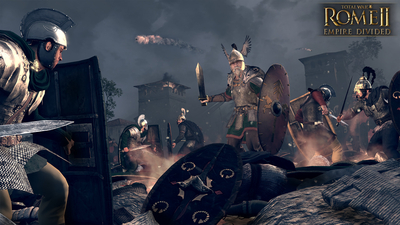 Total War: Rome II – Empire Divided Screenshot 1