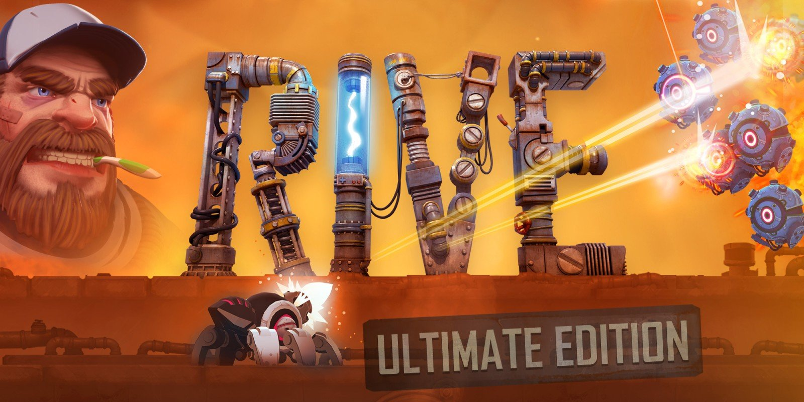 Rive: Ultimate Edition Masthead