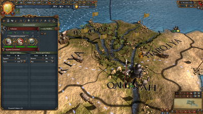 Europa Universalis IV: Cradle of Civilization Screenshot 4