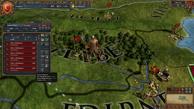 Europa Universalis IV: Cradle of Civilization Screenshot 2
