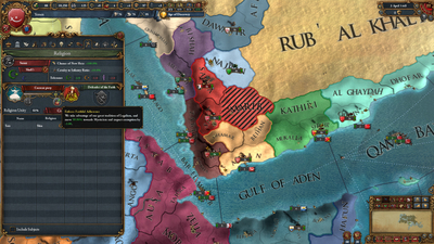 Europa Universalis IV: Cradle of Civilization Screenshot 5