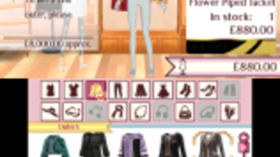 Nintendo presents: New Style Boutique 3 – Styling Star Screenshot 1