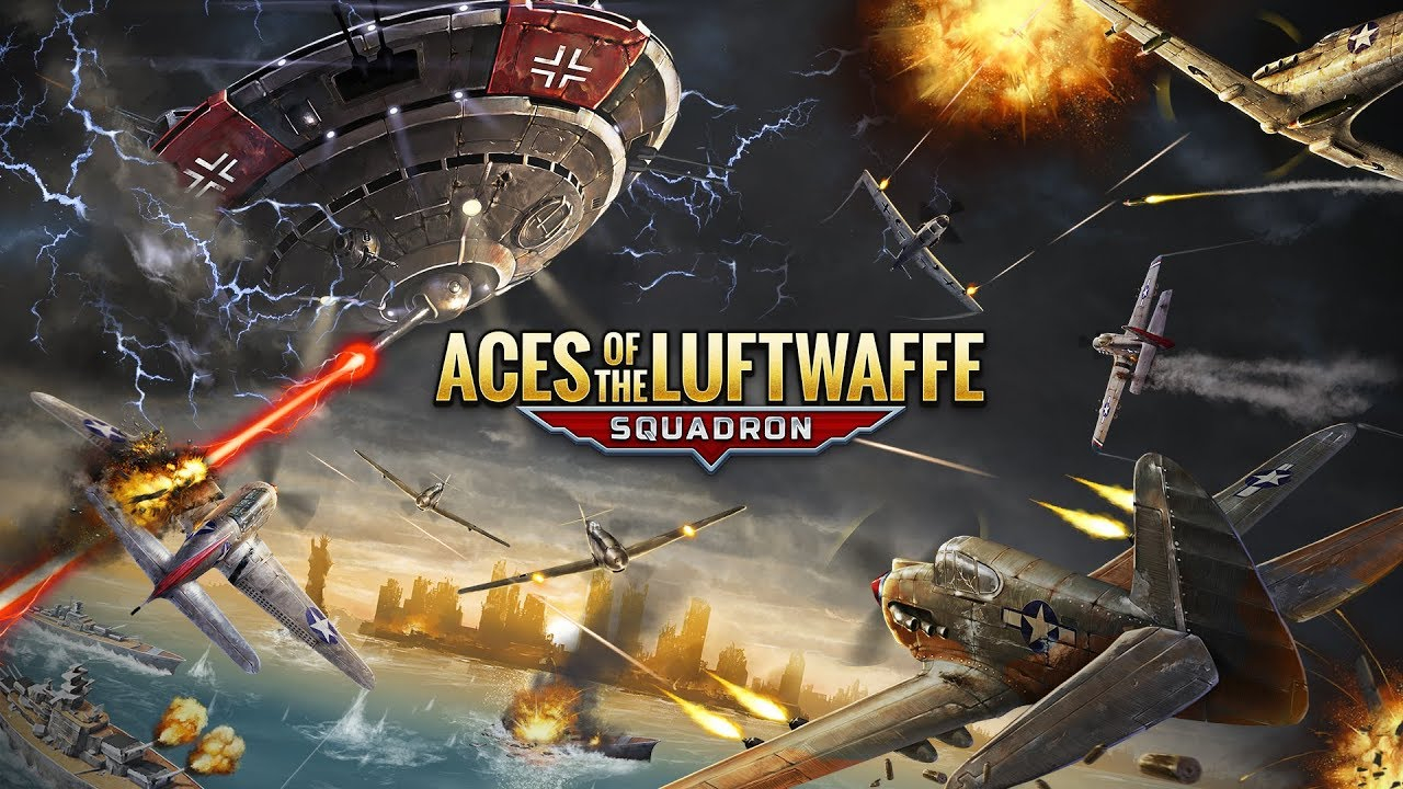 Aces of the Luftwaffe - Squadron Masthead