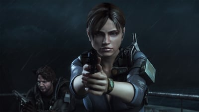 Resident Evil: Revelations - Nintendo Switch Edition Screenshot 1