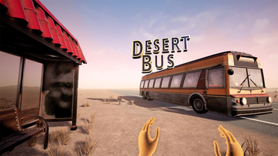Desert Bus VR Screenshot 1