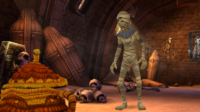 Sphinx and the Cursed Mummy Screenshot 3