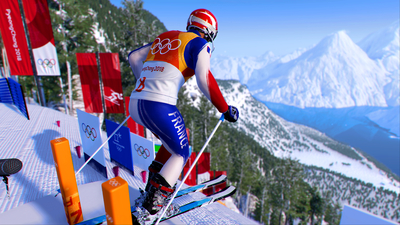 Steep: Road to the Olympics Screenshot 2