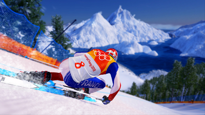Steep: Road to the Olympics Screenshot 1