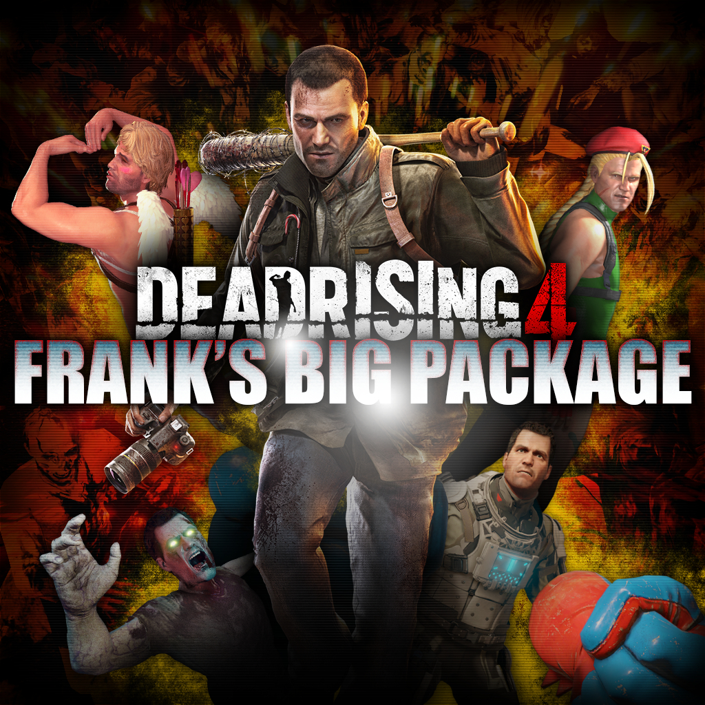 Dead Rising 4: Frank's Big Package Masthead