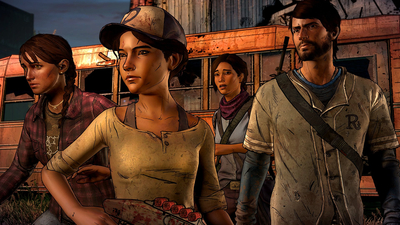 The Walking Dead: The Telltale Series Collection Screenshot 2