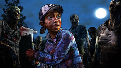 The Walking Dead: The Telltale Series Collection Screenshot 1