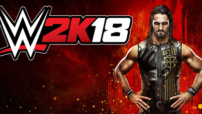 WWE 2K18 - Nintendo Switch Edition Masthead