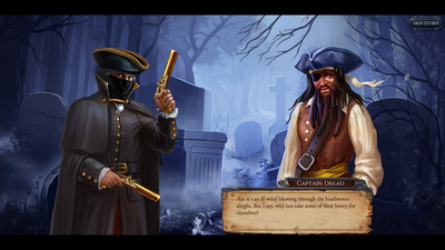 Shadowhand Screenshot 3
