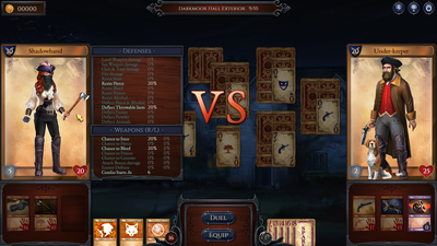 Shadowhand Screenshot 1