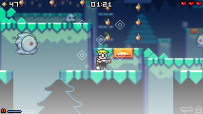 Mutant Mudds Collection Screenshot 3