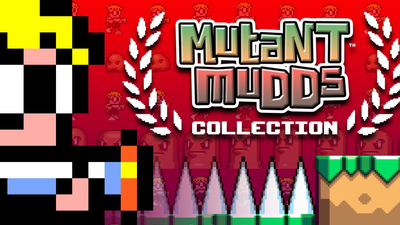 Mutant Mudds Collection Masthead