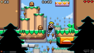 Mutant Mudds Collection Screenshot 4