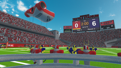 2MD VR Football Screenshot 1