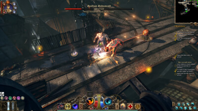 The Incredible Adventures of Van Helsing II Screenshot 1