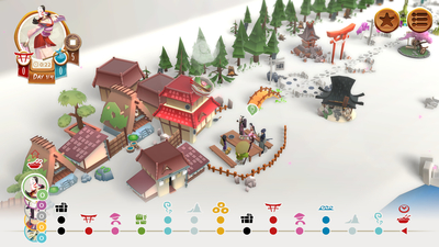 Tokaido Screenshot 1