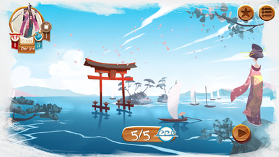 Tokaido Screenshot 4