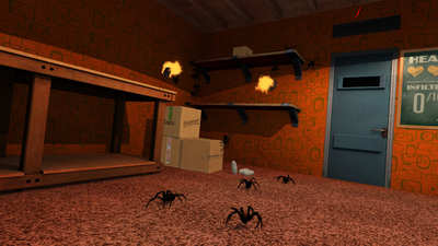 Attack of the Bugs Screenshot 2