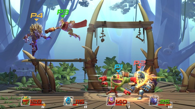 Brawlout Screenshot 2