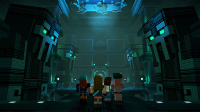 Minecraft: Story Mode - Season Two, Episode Five Screenshot 5