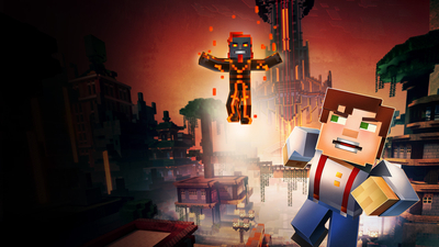 Minecraft: Story Mode - Season Two, Episode Five Masthead