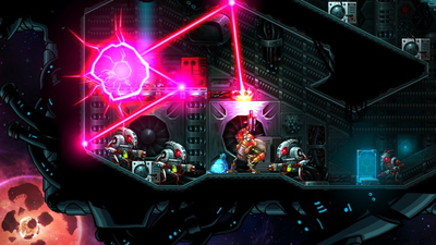 SteamWorld Heist: Ultimate Edition Screenshot 2