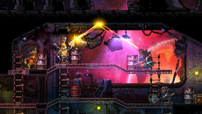 SteamWorld Heist: Ultimate Edition Screenshot 4