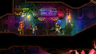 SteamWorld Heist: Ultimate Edition Screenshot 5